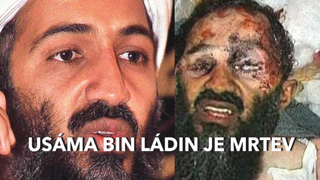 Záběry údajného Usámy bin Ládina