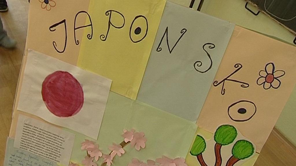Den pro Japonsko v Panenském Týnci