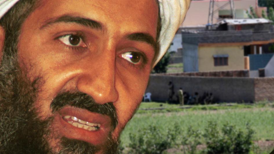 Usáma bin Ládin byl dopaden v Pákistánu