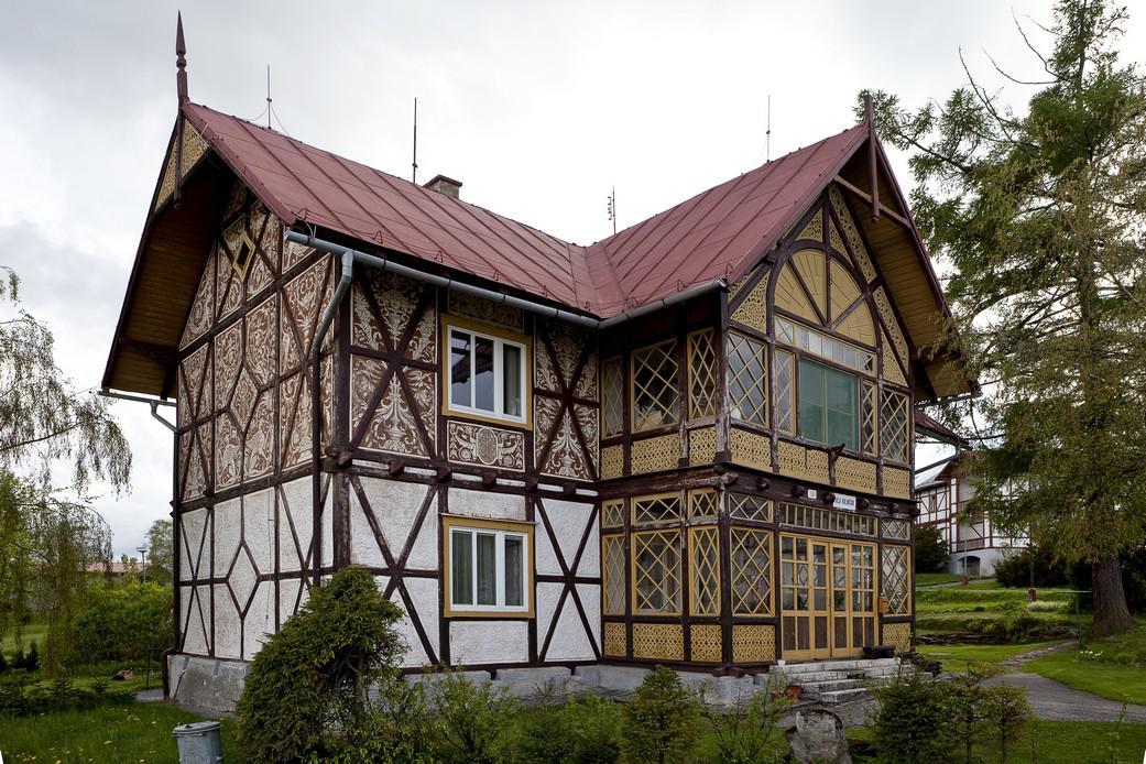Gedeon Majunke / Vila Kalinčiak