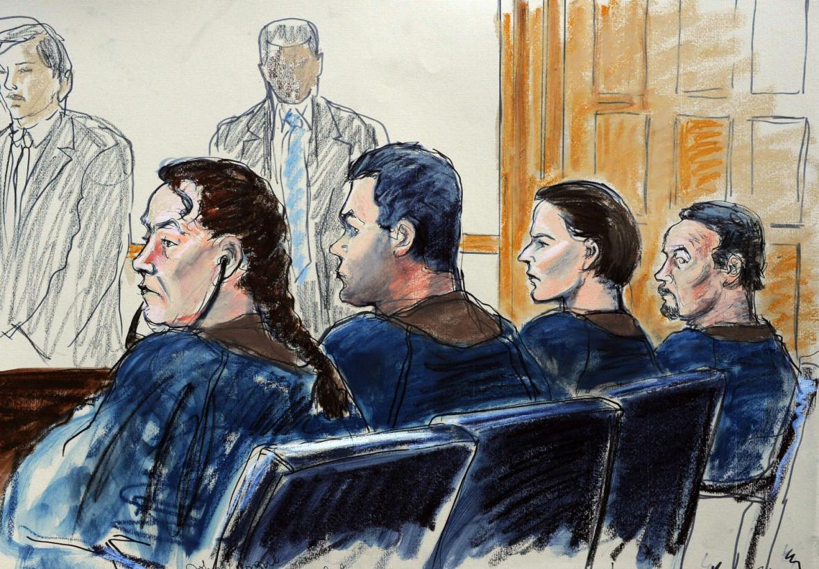 Obvinění ze špionáže pro Rusko před soudem