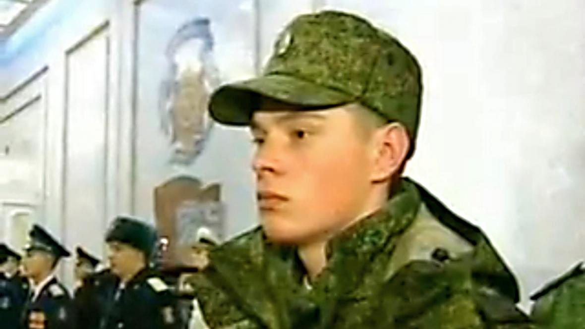 Nové ruské uniformy