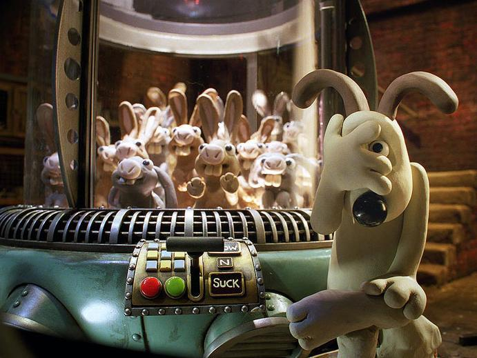 Wallace & Gromit: Prokletí králíkodlaka