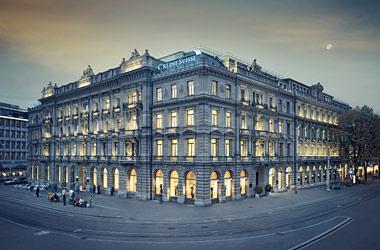 Credit Suisse v Curychu