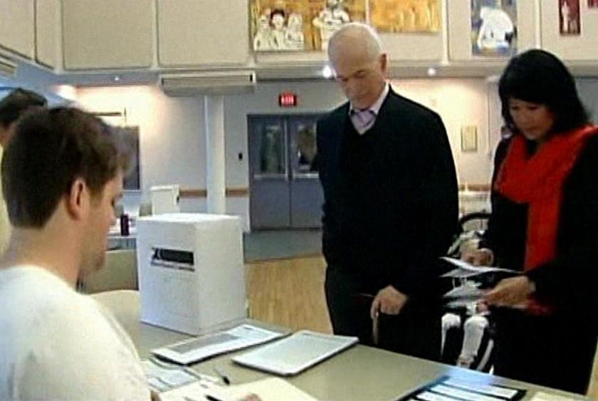 Volby v Kanadě