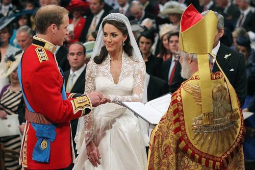 Svatba prince Williama a Catherine Middletonové
