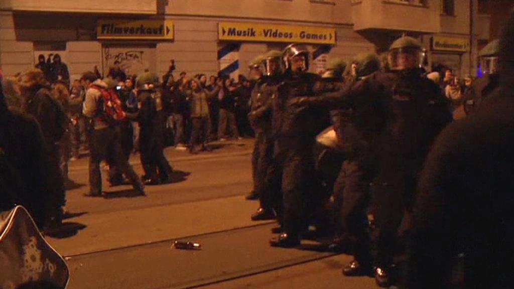 Prvomájové nepokoje v Německu