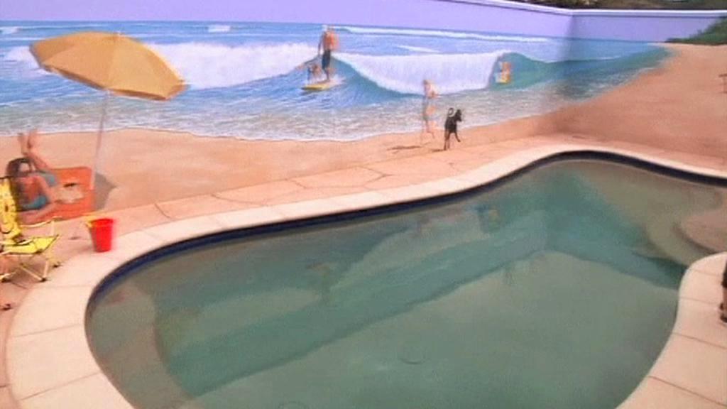 Bazén v hotelu pro psy