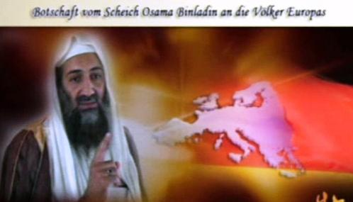 Vzkaz Usámy bin Ládina Evropanům