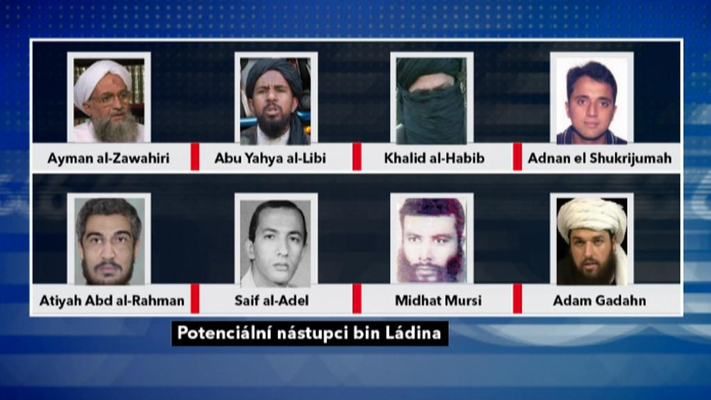 Potenciální nástupci Usámy bin Ládina