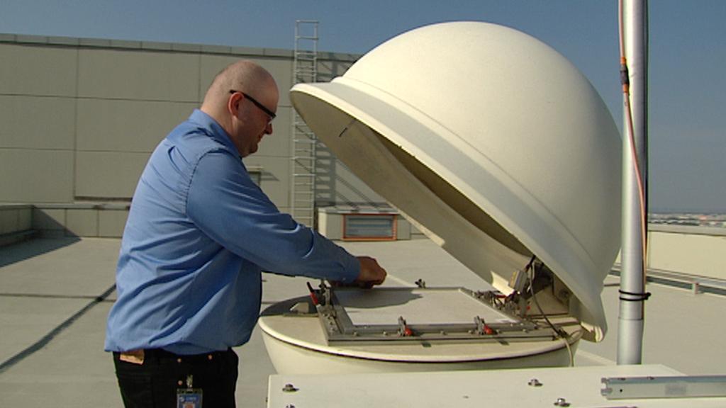 Obsluha radionuklidových měřicích přístrojů
