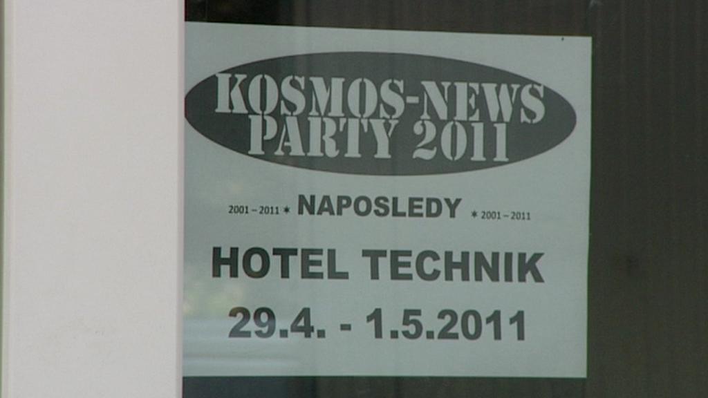 Kosmos News Party 2011
