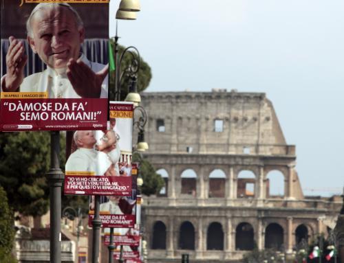 Řím se chystá na blahořečení Jana Pavla II.