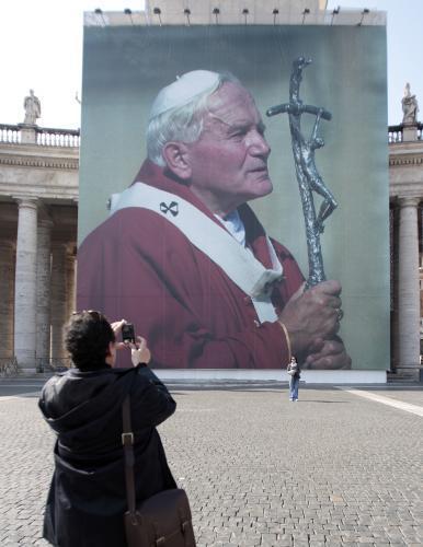 Vatikán se chystá na blahořečení Jana Pavla II.