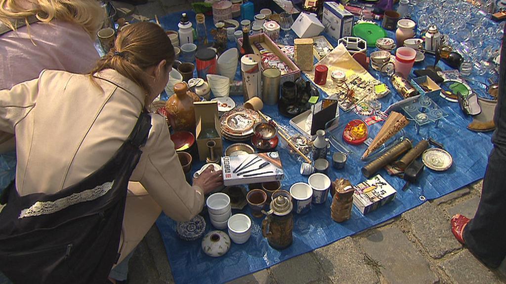 Bazar na pomoc Japonsku