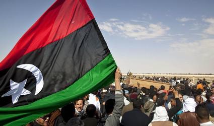 Libyjské nepokoje