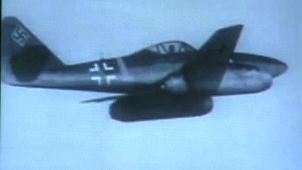 Proudový letoun zn. Messerschmitt