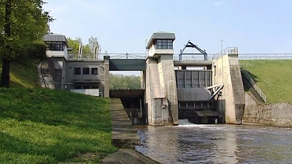 Vodní nádrž Skalka
