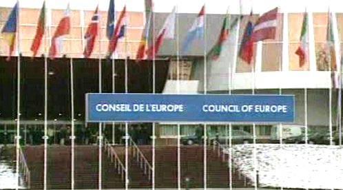 Sídlo Rady Evropy
