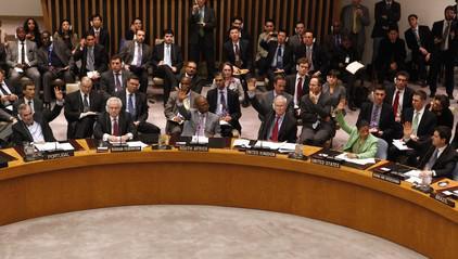 Hlasování Rady bezpečnosti OSN