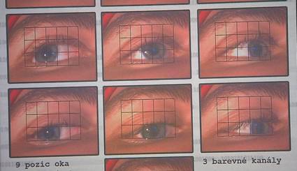 Systém ovládání počítače okem