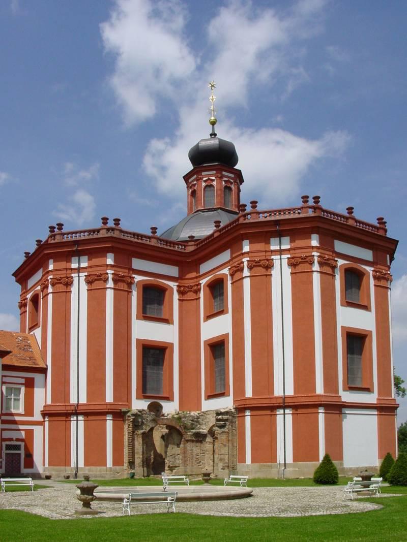 Mariánská Týnice / Kostel Zvěstování Panny Marie