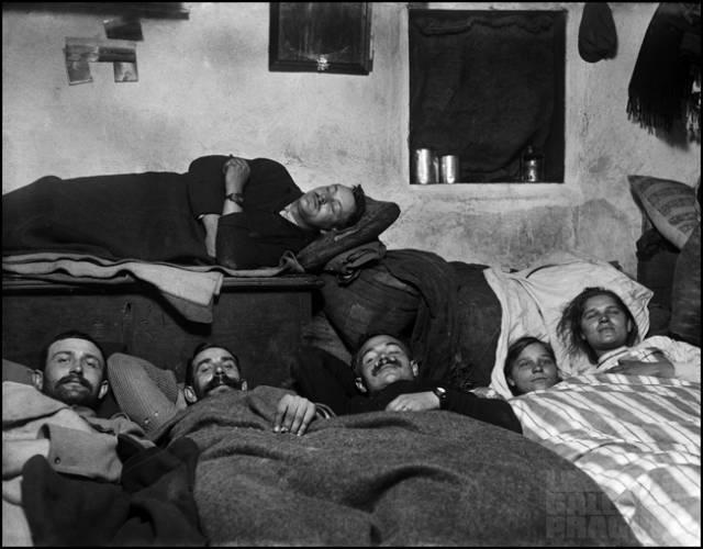 Z výstavy Fotografové války 1914-1918