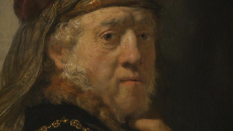Národní galerie nikdy nezavírá - Rembrandt: Učenec v pracovně