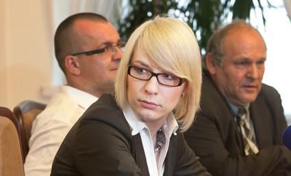 Kristýna Kočí, Jaroslav Škárka a Stanislav Huml