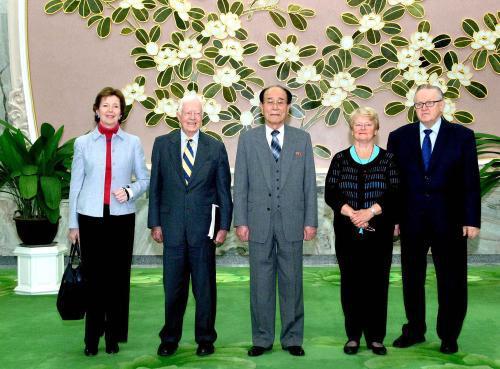 Čtyřka vyjednávačů a Kim Jong-nam