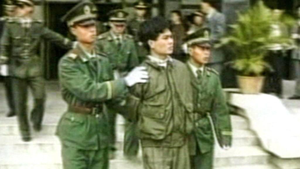 Čínský odsouzenec