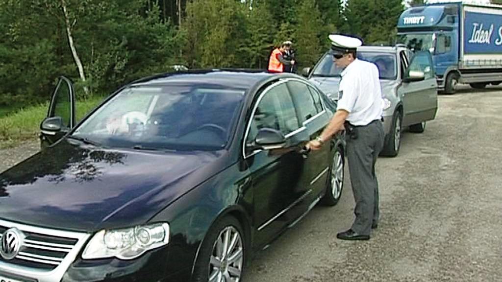 Policejní passat