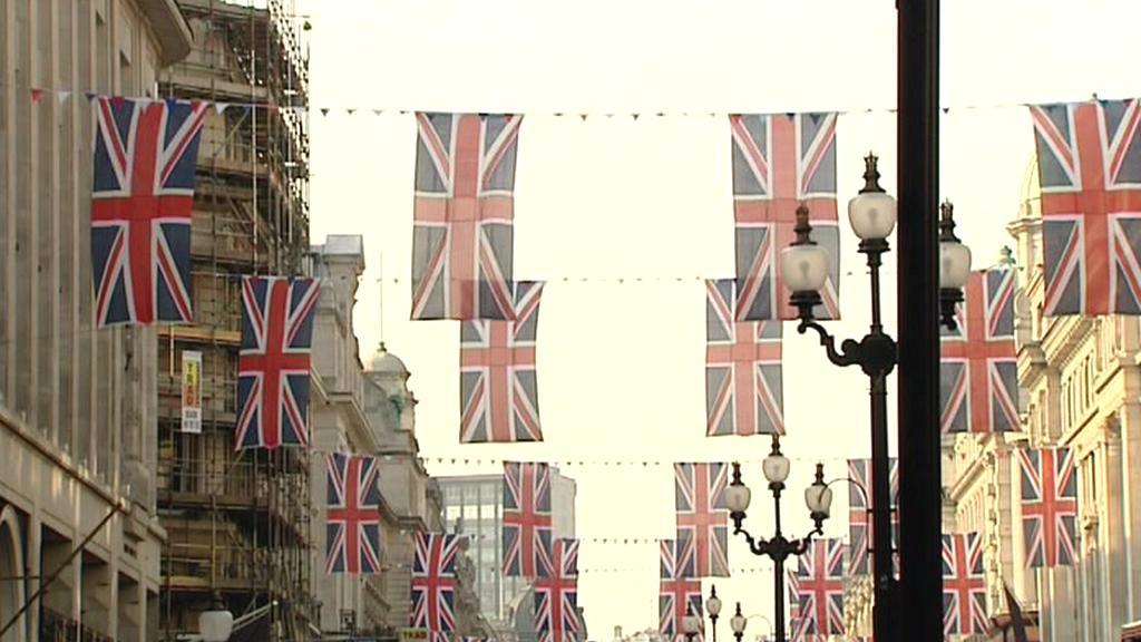 Londýn žije královskou svatbou