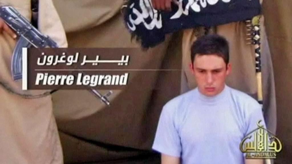 Unesený Pierre Legrand