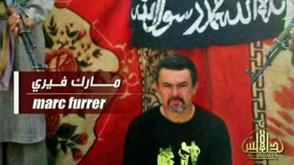 Unesený Marc Furrer