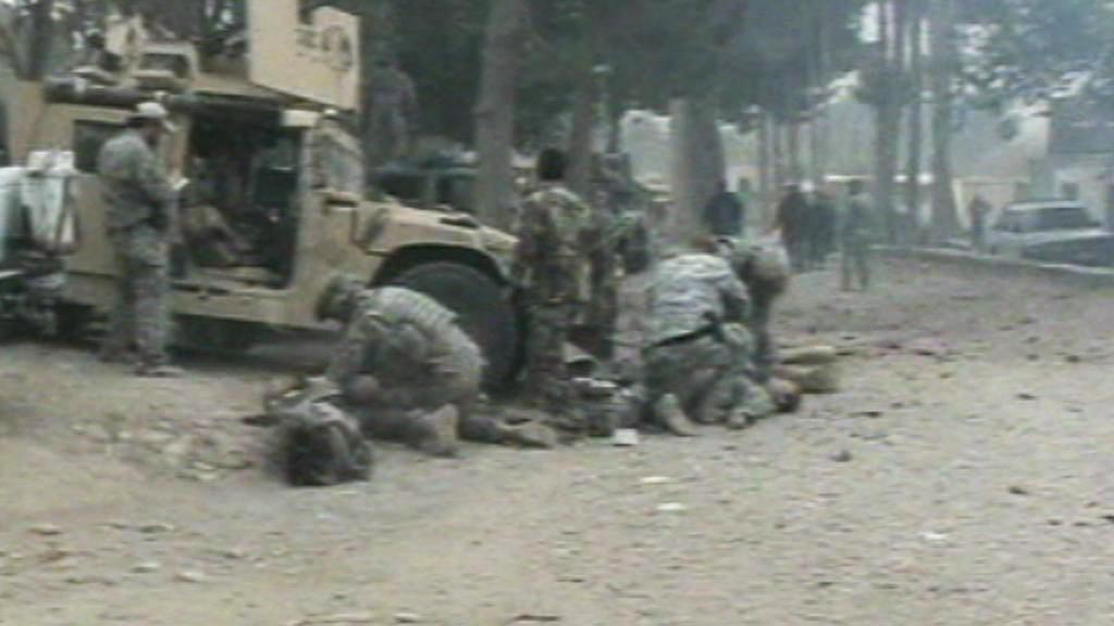 Sebevražedný atentát v Afghánistánu