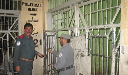 Věznice v Kandaháru
