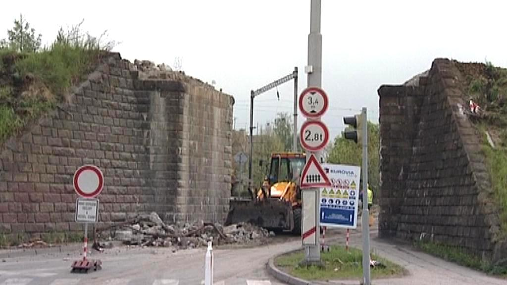 Dopravní uzavírky v Českých Budějovicích