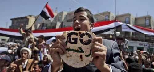 Jemenské protesty