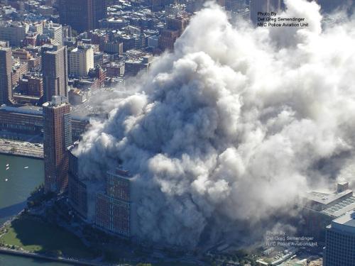 Nové snímky útoků z 11. září 2001