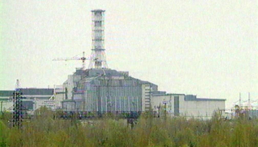 Jaderná elektrárna Černobyl