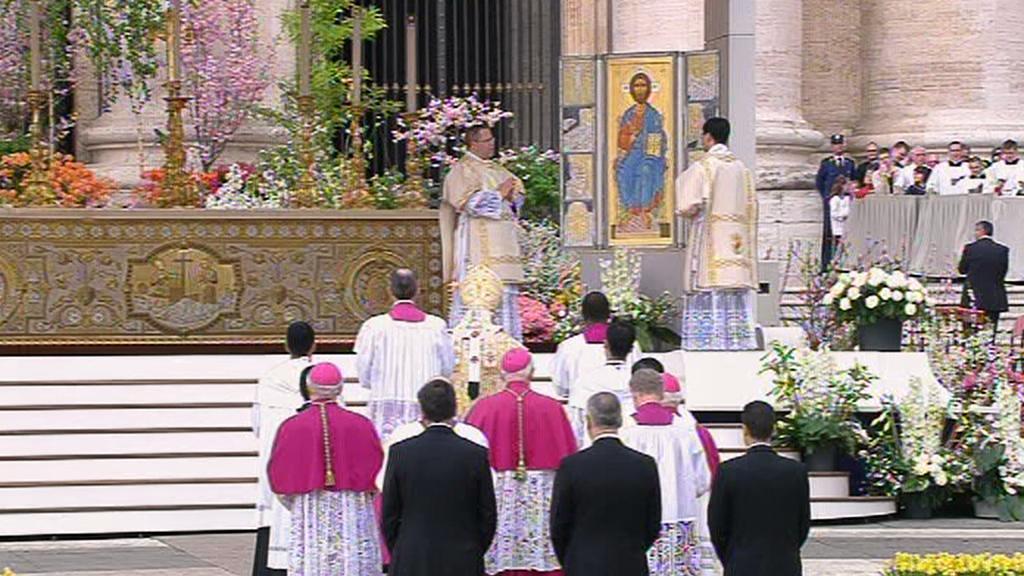 Velikonoční bohoslužba
