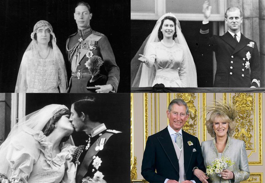Královské svatby