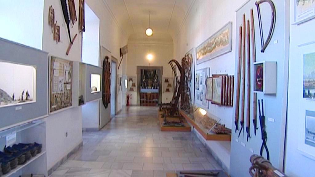 Muzeum na zámku Ohrada