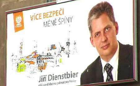 Billboard ČSSD