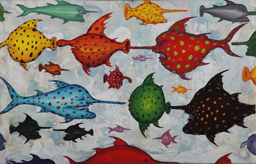 Roman Trabura / Fishing