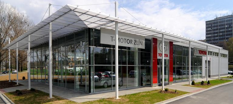 Autosalon Toyota