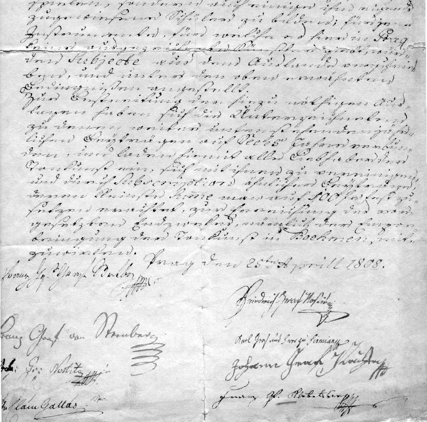 Zakládací listina Pražské konzervatoře