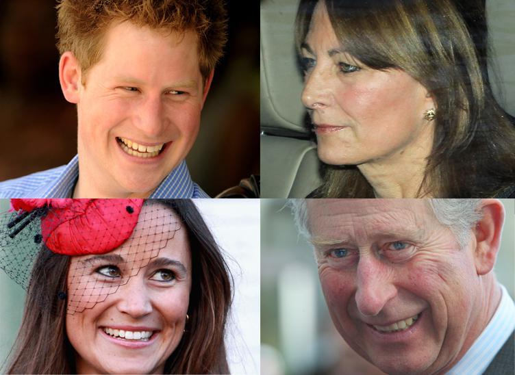 Kdo je kdo na královské svatbě?