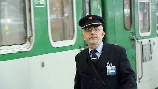 Zaměstnanec Českých drah